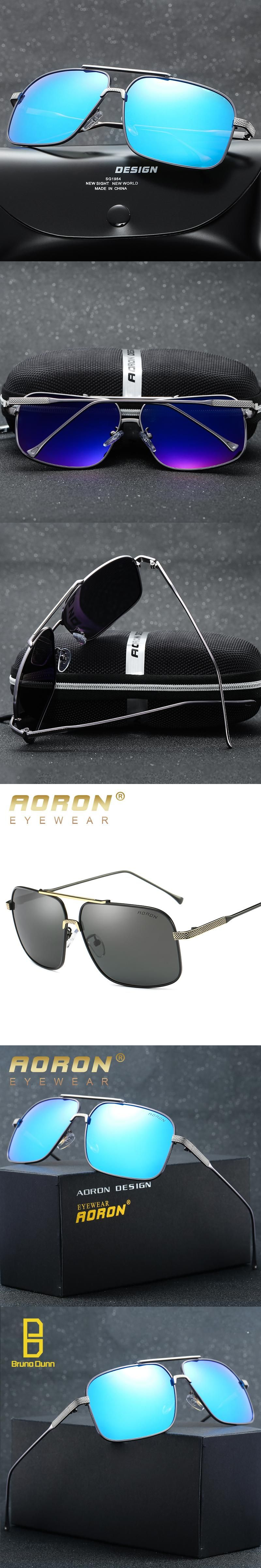 c68b167095c02 TOP HD Polarized Men Sunglasses 2017 Women Sun Glases Male Vintage Brand  Designer oculos de sol