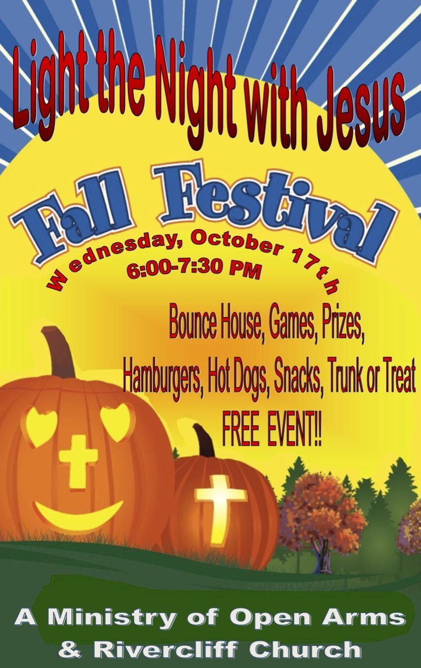 church fall festival booth ideas | fall festival 2012 | love the