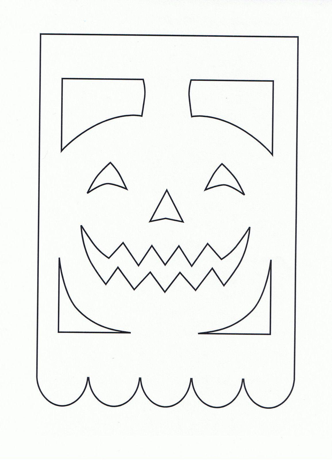 Recursos Para Educacion Infantil Banderines De Halloween Bandera De Halloween Siluetas De Halloween Plantillas De Halloween