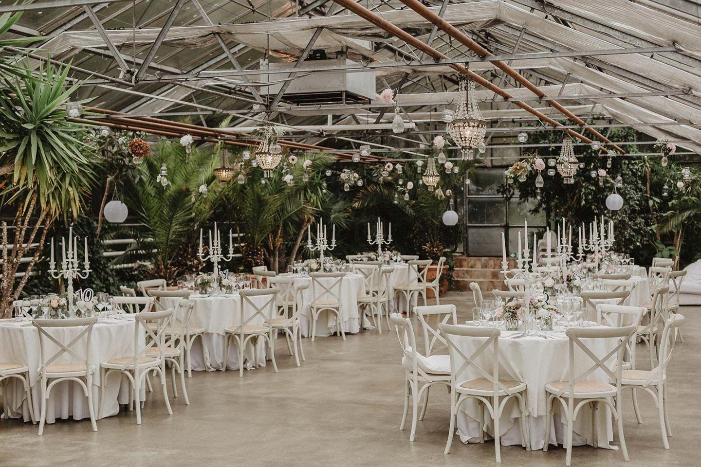 Susanne & Christoph: Boho-Hochzeit im Glashaus in 2018 ...