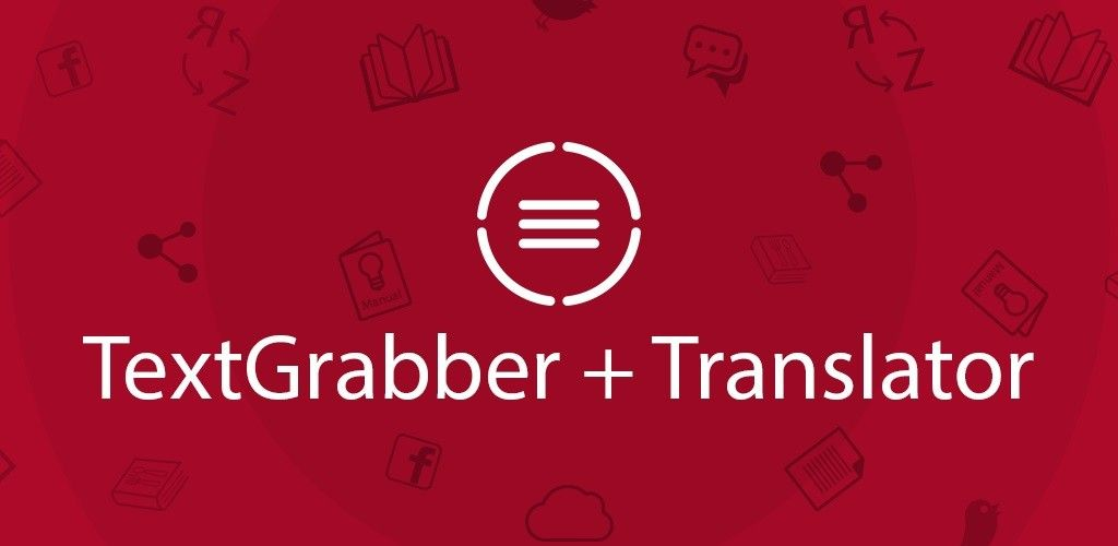 TextGrabber – image to text OCR & translate photo V2 6 1 4