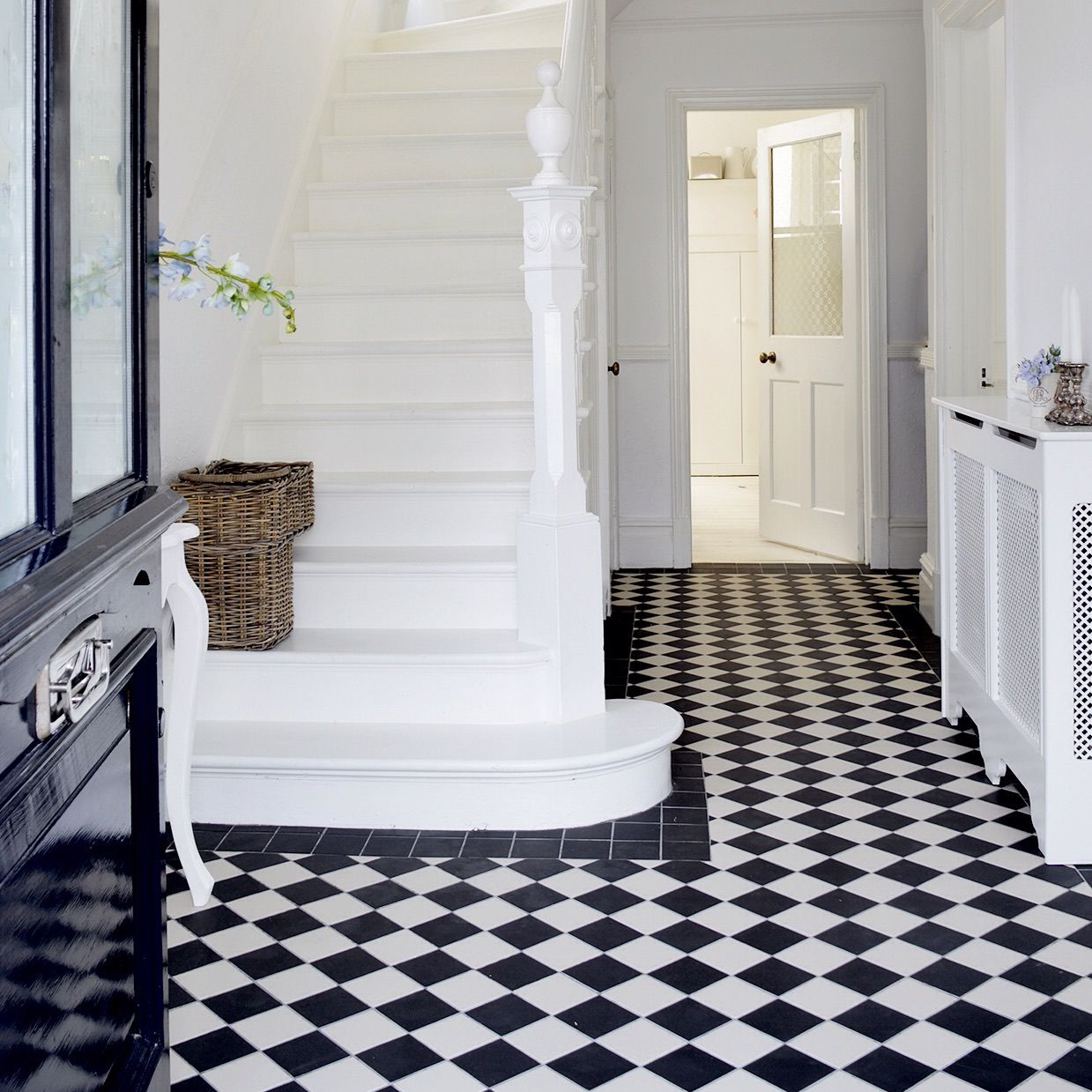 39+ Contemporary Hallway Tiles (With images