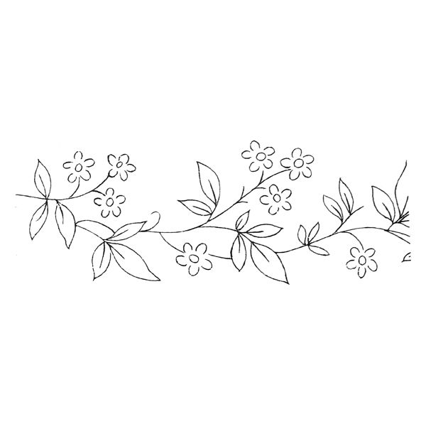 114 Forget Me Not Free Download Line Art Sunflower Drawing
