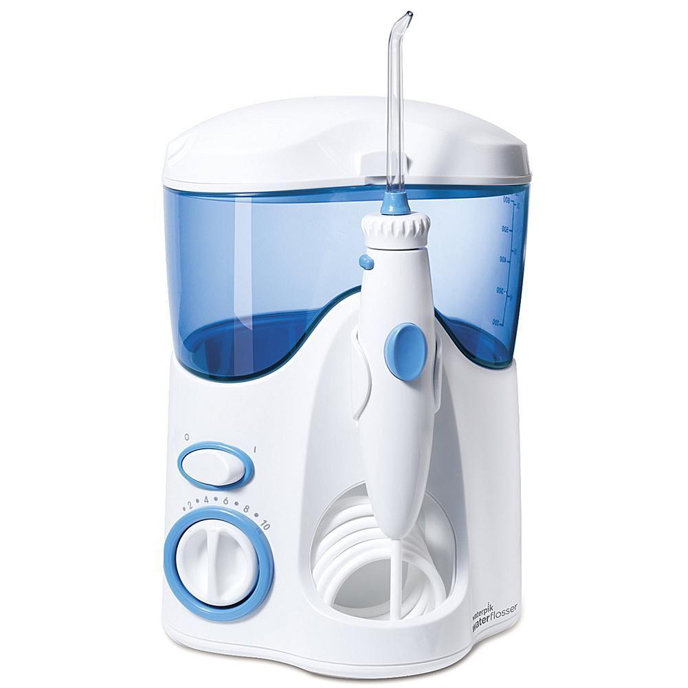 Emg Waterpik Wp 100 Ultra Water Flosser 9119684 Hsn Waterpik Water Flosser Waterpik Brushing Teeth