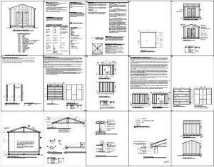 12x12 Shed Plans Storage Shed Designs 5 Features To Look For In