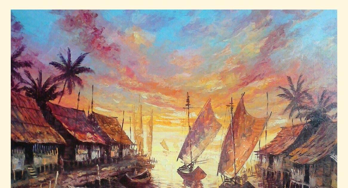 Contoh Lukisan Surealisme Yang Mudah Ditiru | Karya Lukis ...