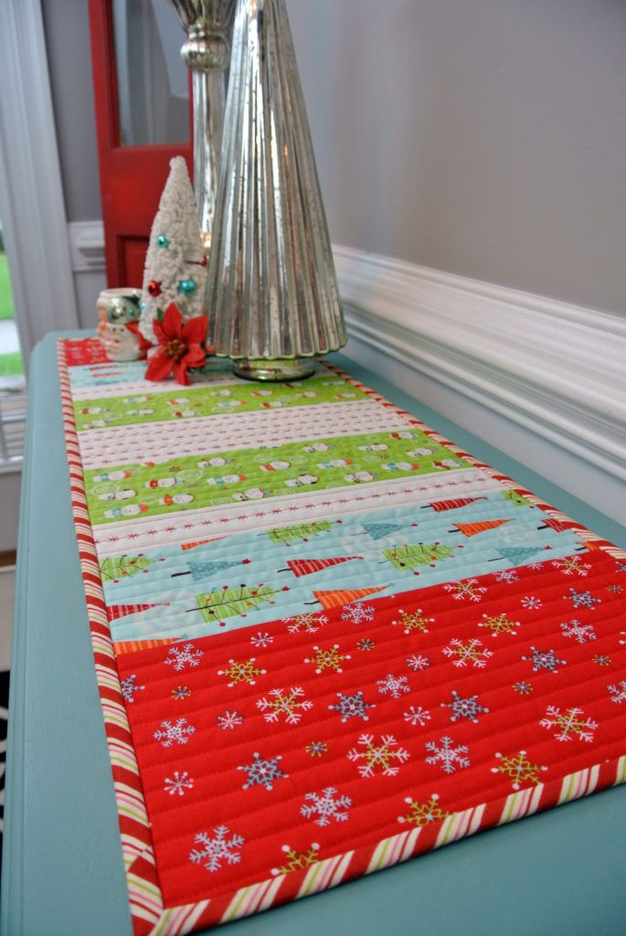 Free Quilt As You Go tutorial and Machine Binding technique