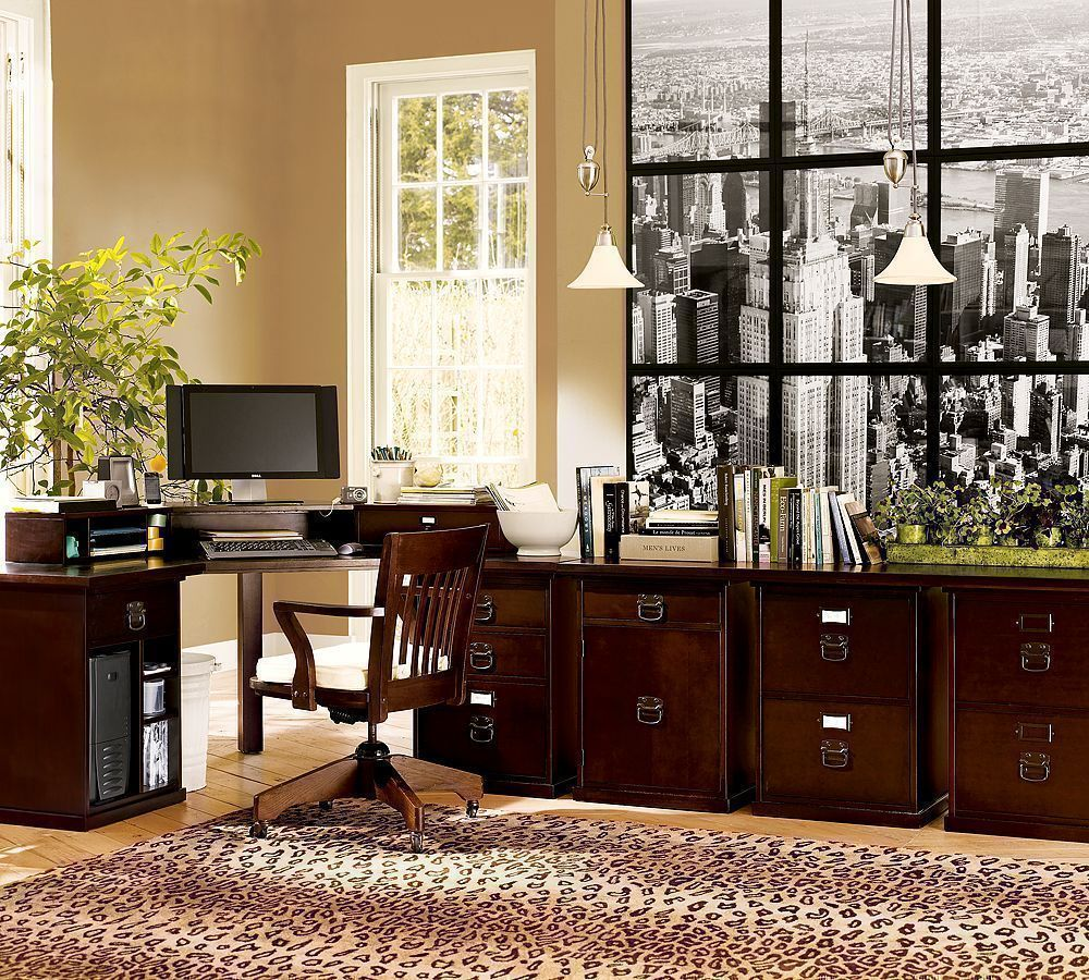 Home-office-design-ideen best office room  work happily with these  home office designs