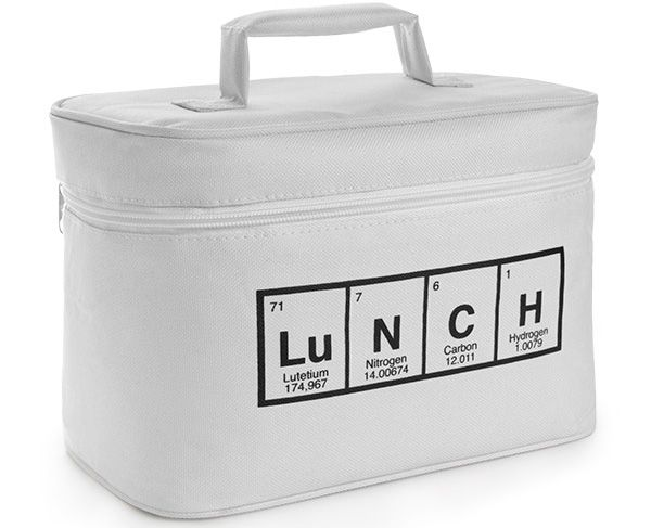 Think Geek Have Chemistry Fun In The Lunch Bag