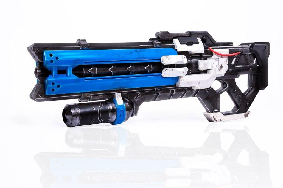 Overwatch soldier 76 cosplay weapon | Overwatch | Soldier 76, Overwatch, Weapons