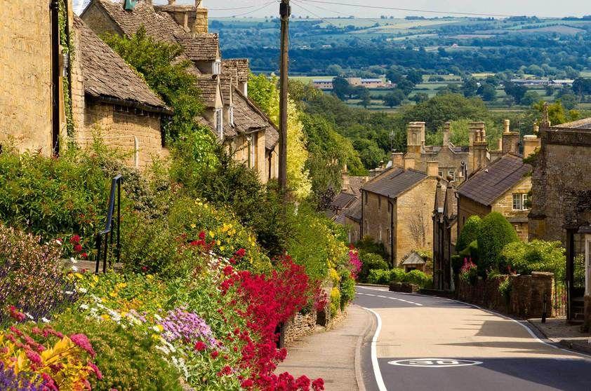 Cotswolds - Inglaterra