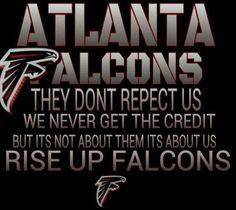 Rise Up Falcons Atlanta Falcons Quotes Falcons Atlanta Falcons Football