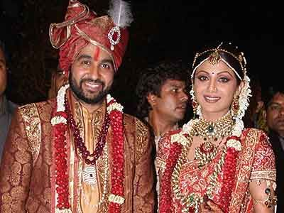 Shilpa Shetty Weds Raj Kundra On 22 November 2009