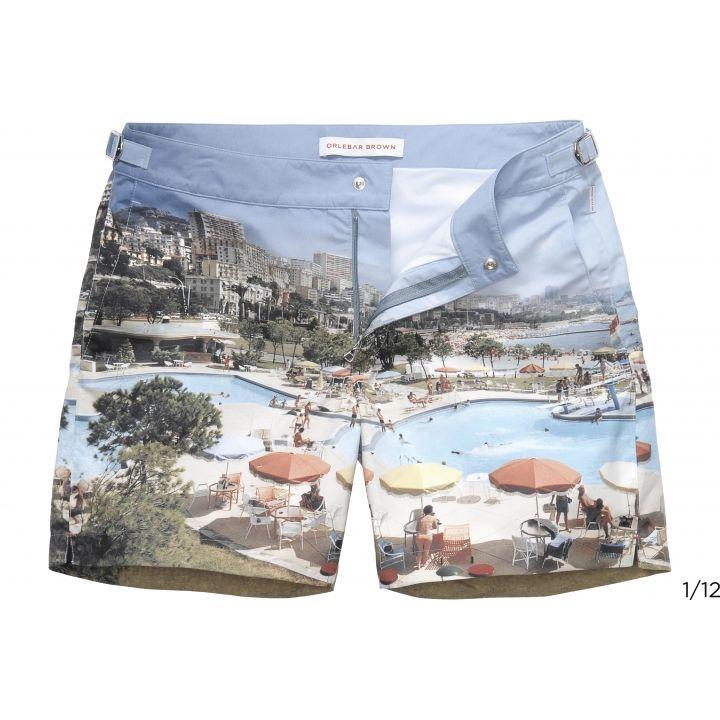 Bulldog - Fifth Anniversary Shorts - Fifth Anniversary (Monte Carlo) - Orlebar Brown