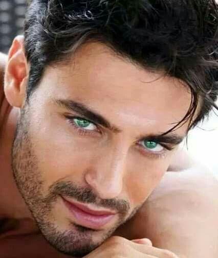 Green Eyes In 2020 Black Hair Green Eyes Guys With Green Eyes Brown Hair Men