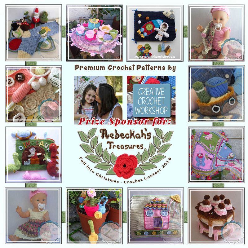 Premium Crochet Patterns By Ccwjoanita To Buy Or Win Featured