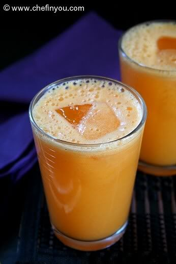 Pineapple, Carrot and Ginger Juice Recipe | Detox Food Recipes (http://juicers-best.com/blogs/juice-recipes/tagged/ginger-juice-recipe)