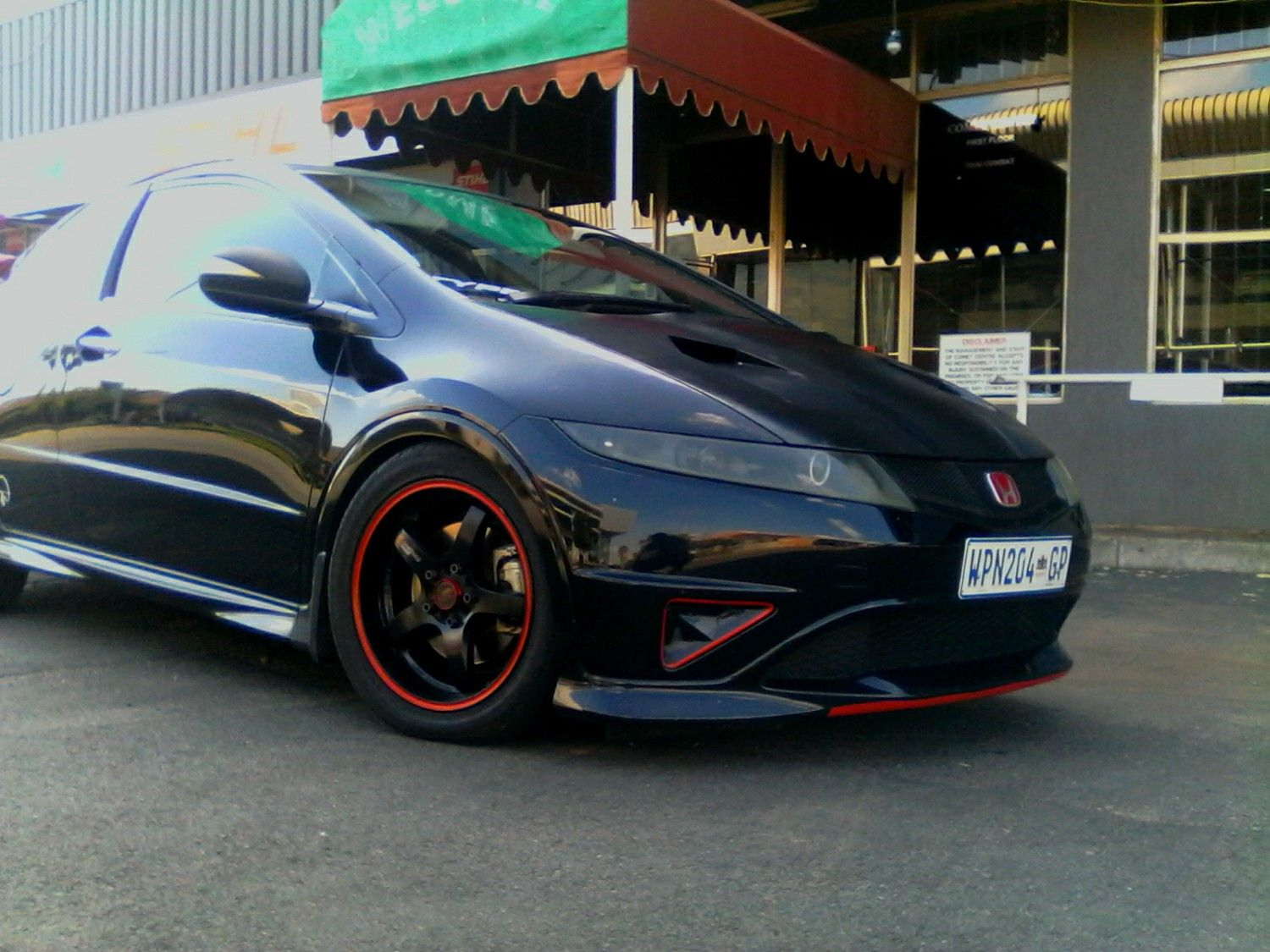 Fn2 Type R Snake Eyes South Africa Honda Civic Type R Honda Civic Honda Civic Type S