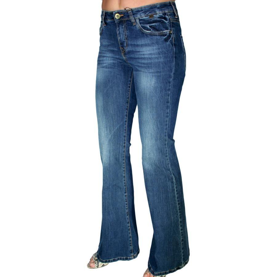 ALE Χαμηλοκάβαλο skinny παντελόνι TOPTENFASHION.gr | Bell