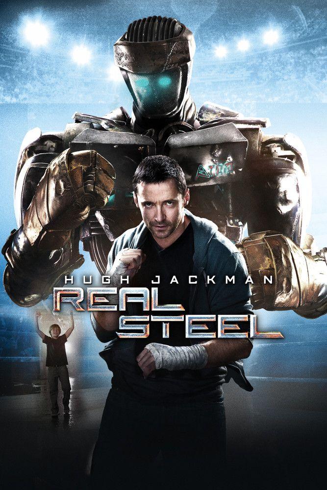 Image Result For Real Steel Movie Filmes Completos Posteres De Filmes Filmes
