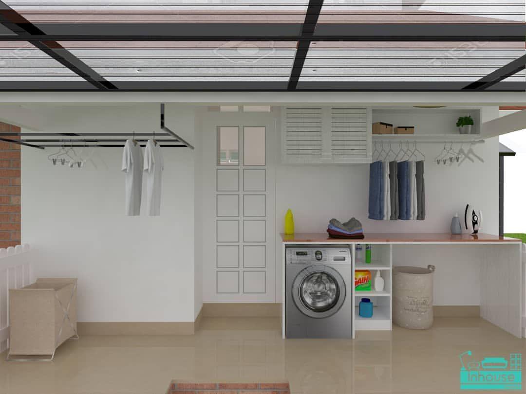 Mengeringkan Baju Dengan Mesin Cuci