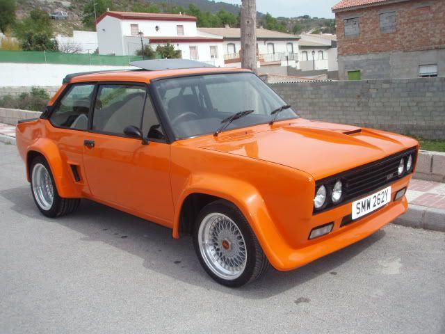 1983 Fiat Mirafiori 131 Sport Modified Retro Rides Fiat