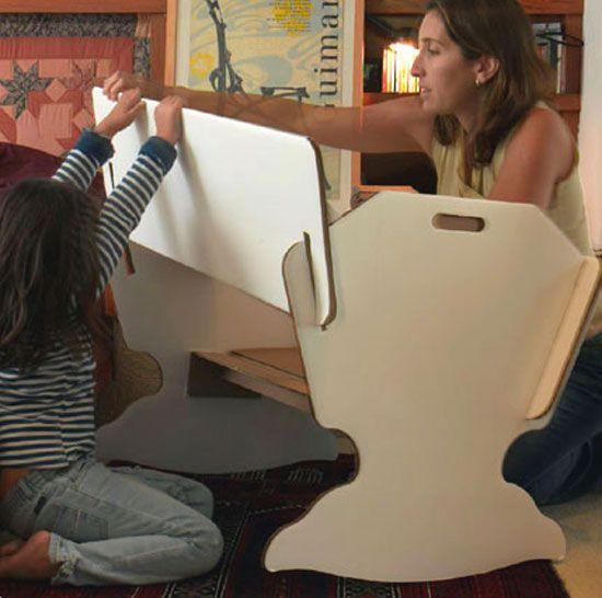 diseño, decoracion, muebles, carton, cuna   Cuna carton   Pinterest ...