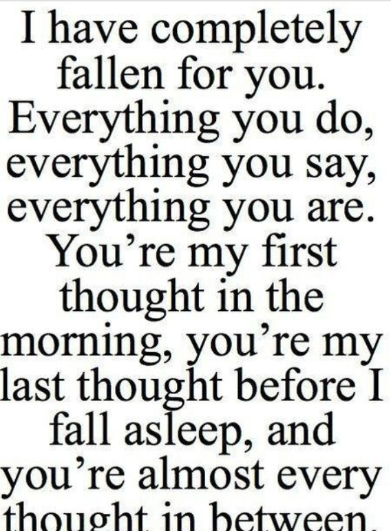 You Are My Everything Quote Love Quotes For Her Quotes Soulmate Love Quotes