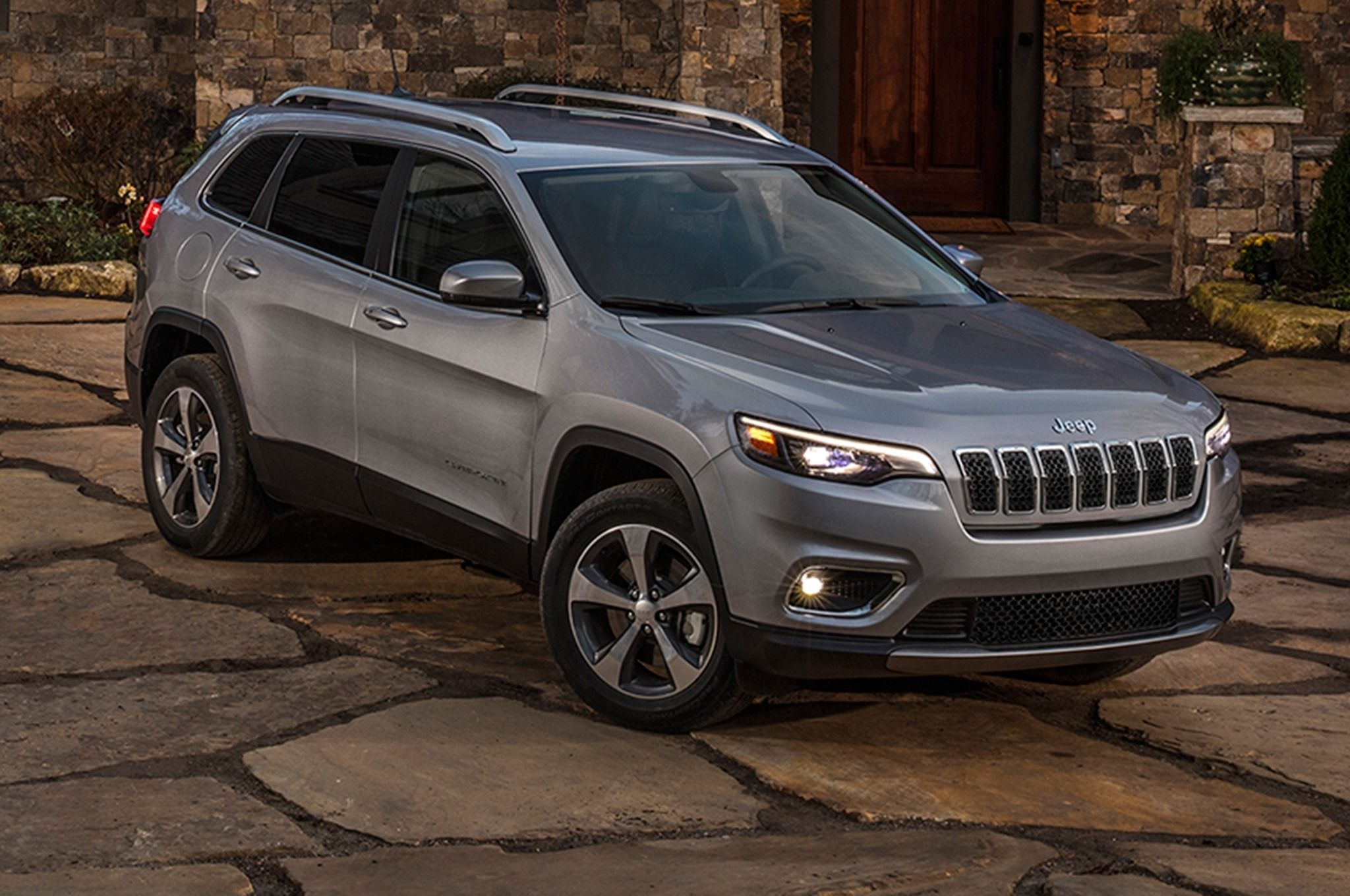 Grand Cherokee 2019 Redesign Jeep Compass Reviews Jeep Cherokee Limited Jeep New Car