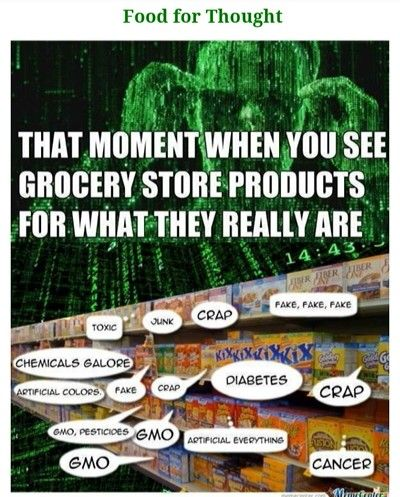 Grocery Store Products