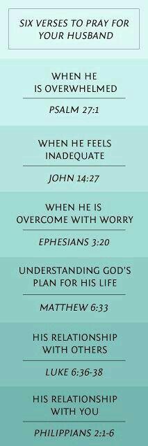 bible verses to pray