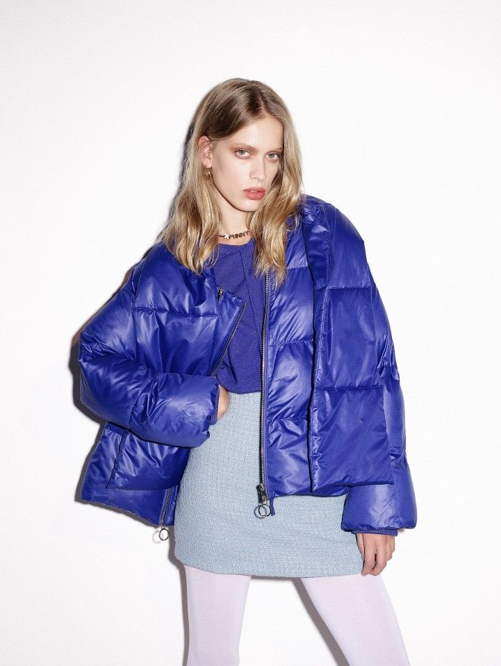 Pin su PINKO Coats and Down Jackets from FW17 collection