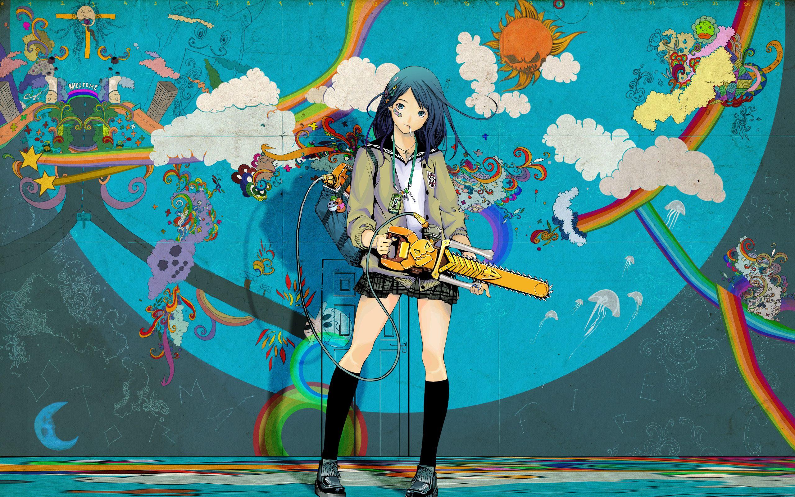 Oh Great! Fondo de pantalla de anime, Arte manga