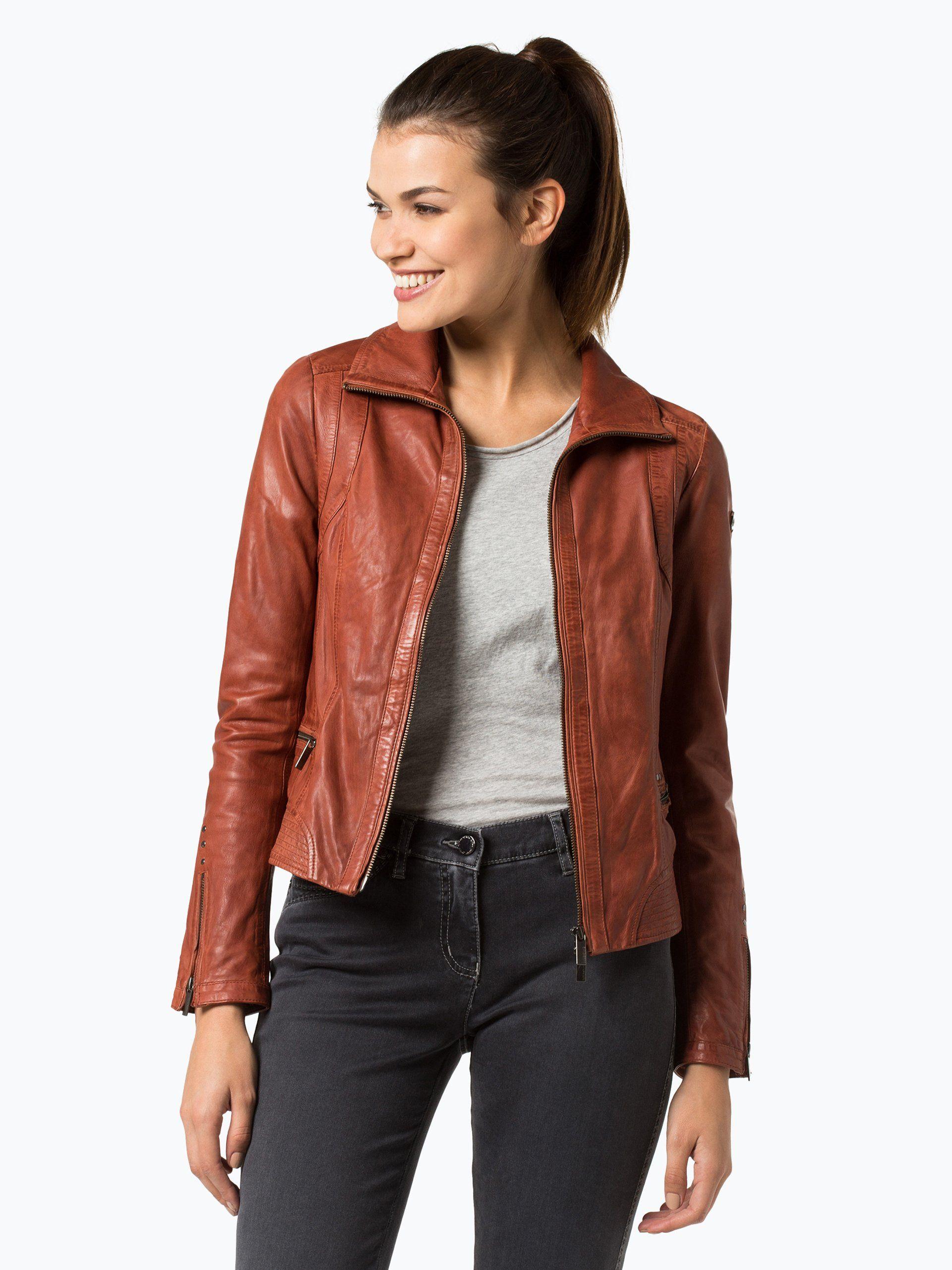 eb7befdd1ab35 Damska kurtka skórzana – Uta w 2019 | Street | Jackets, Leather ...