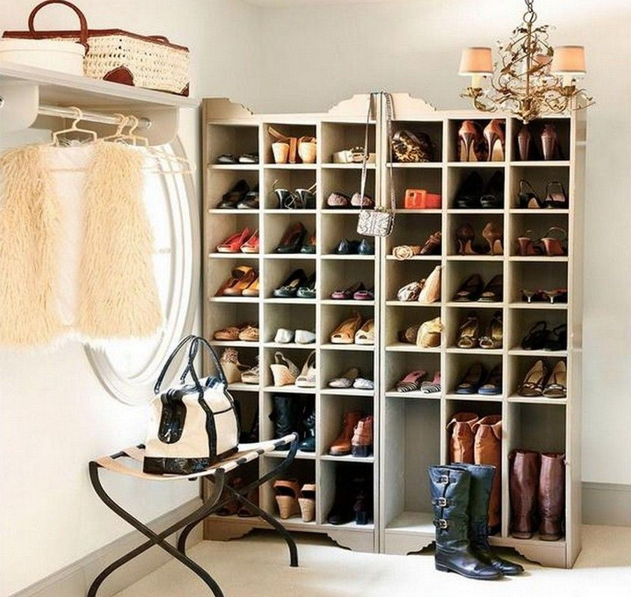 Closet Shoe Storage Ideas : Closet Shoe Storage Design  Home .