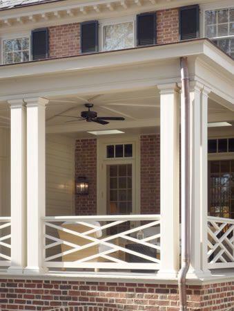 Best Classical Veranda Kitchen Addition Front Porch 400 x 300