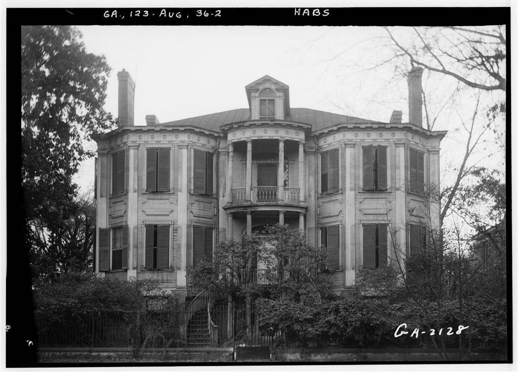 Ware-Sibley-Clark House, 506 Telfair Street, Augusta, Richmond County, GA