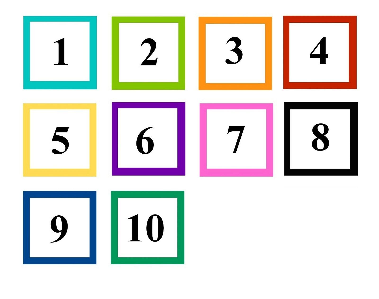Printable Numbers 1 10 Numbers Preschool Learning Numbers Preschool Numbers Preschool Printables [ 1265 x 1600 Pixel ]