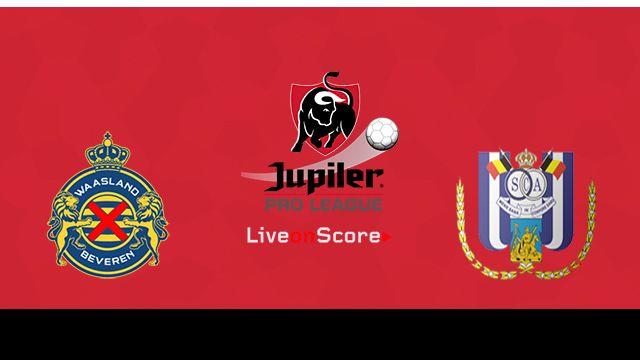 Waasland-Beveren vs Anderlecht Preview and Prediction Live ...