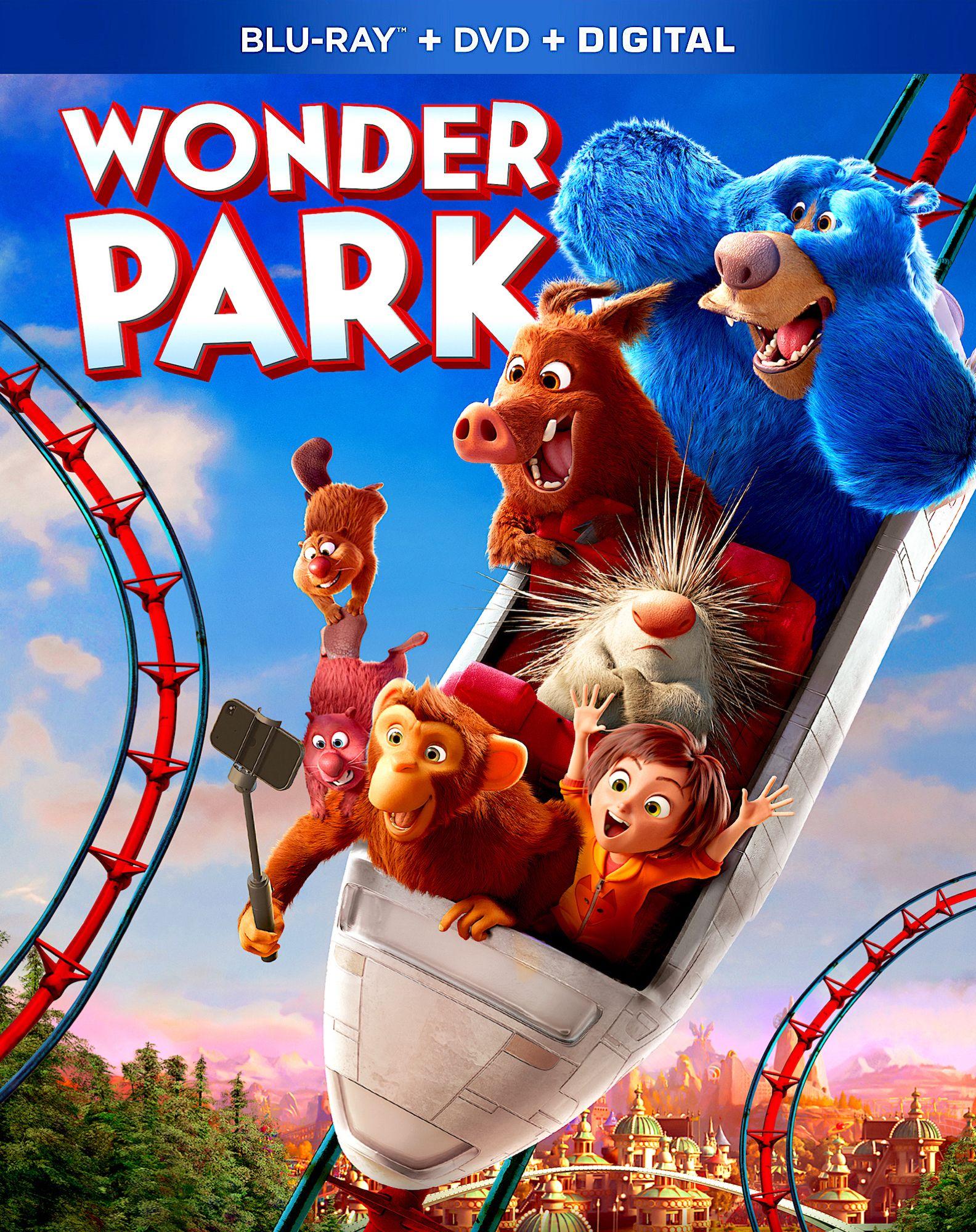 Wonder Park Blu Ray Paramount Creative Girl Names Full Movies Free Movies Online