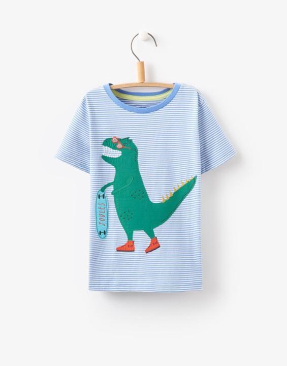 JNRARCHIEApplique T-Shirt