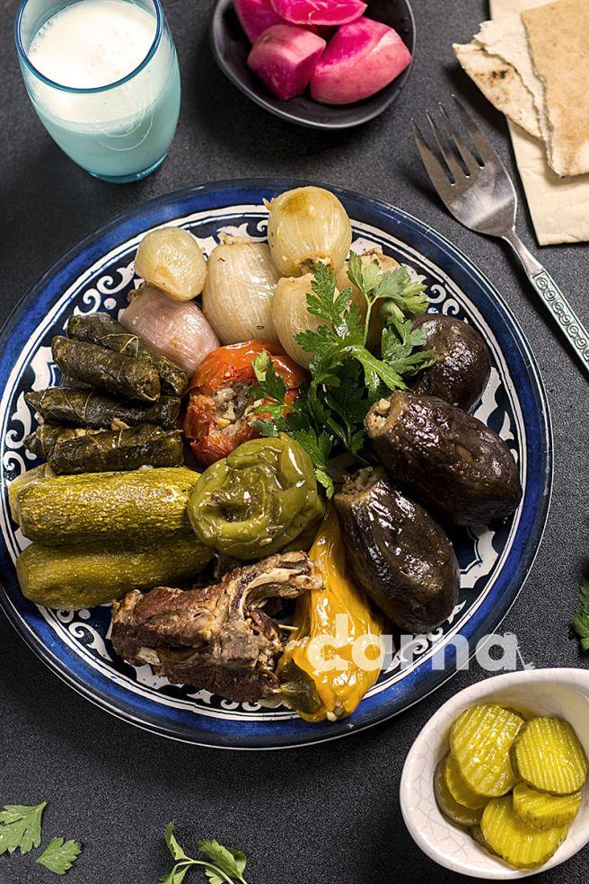Iraqi dolma arabic recipe 4th issue march 2016 spring middle iraqi dolma arabic recipe forumfinder Images