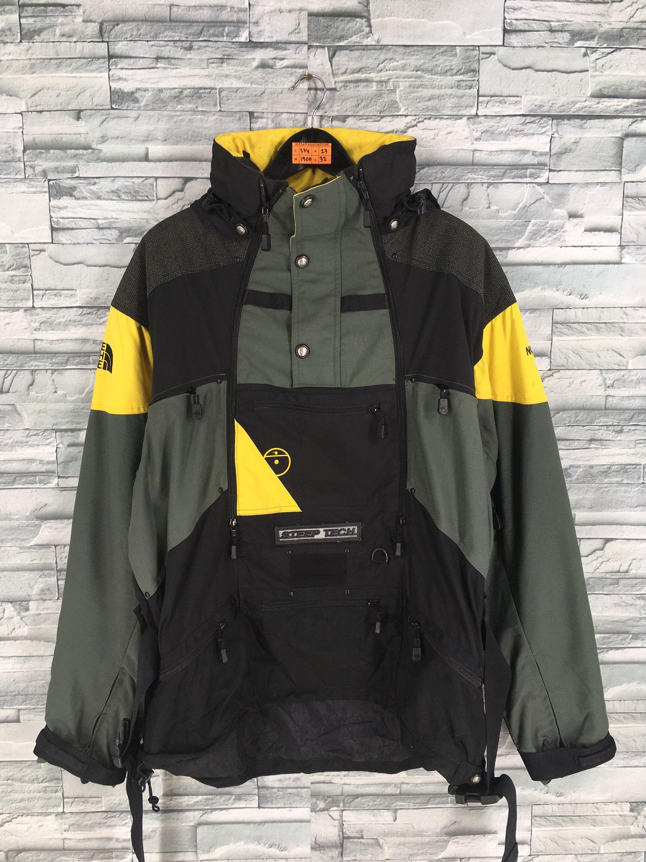 Vintage The North Face Jacket Mens Xlarge North Face Steep Etsy North Face Jacket Mens Bomber Jacket Men Jackets Men Fashion [ 3000 x 2250 Pixel ]