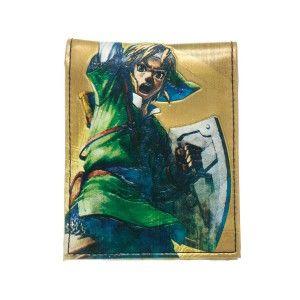 Portefeuille Nintendo Zelda Link Voici un porte monnaie Nintendo Zelda  d une qualité exceptionnelle. e714f30f9b9e6