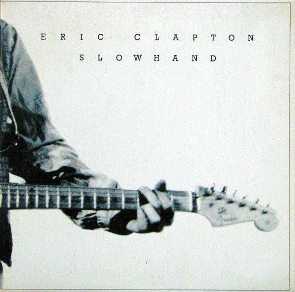 Watal Asanuma - Eric Clapton - Slowhand, 1977