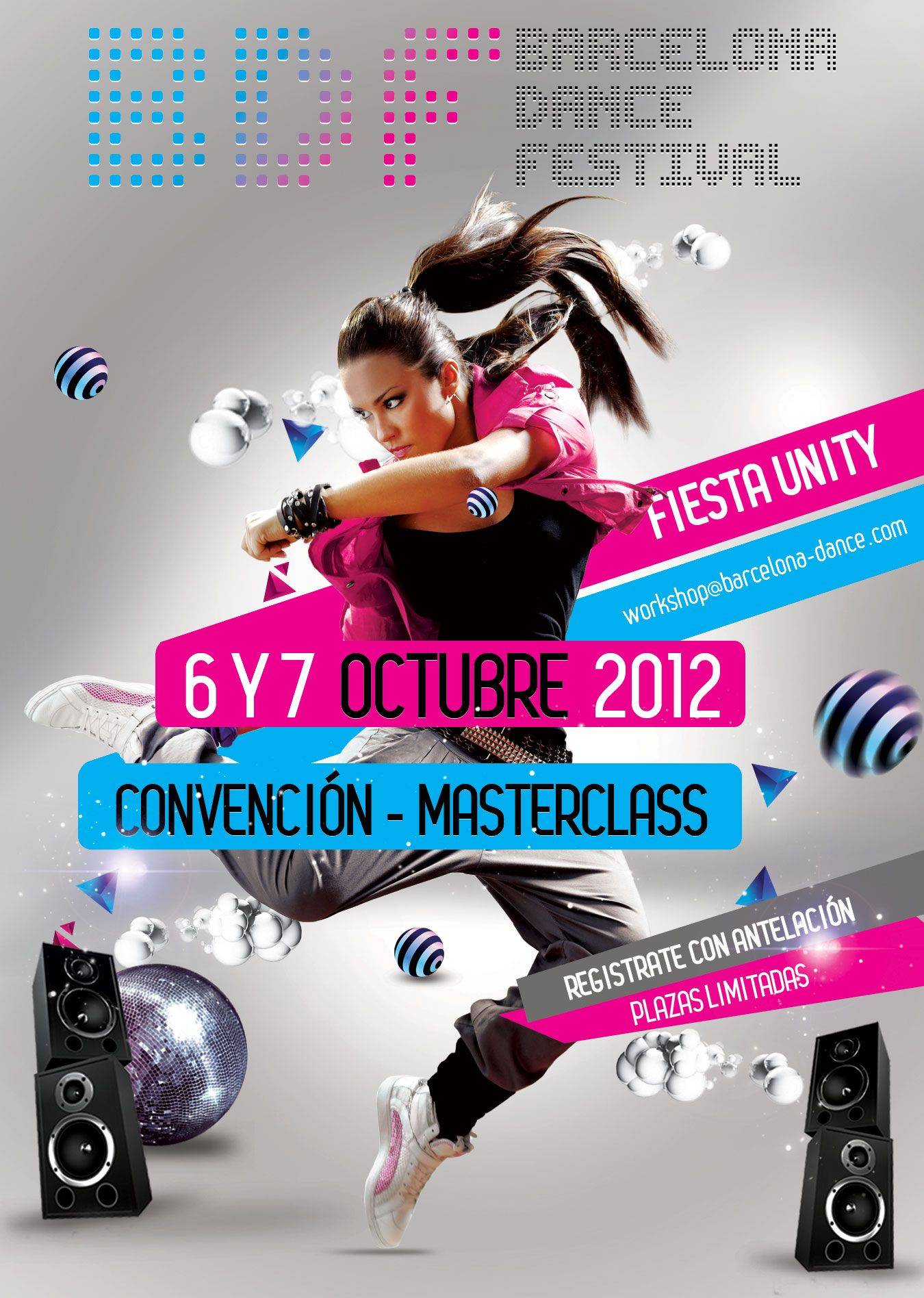 Masterclass #octubre #flyer #design #creativity #bdf #event #dance ...