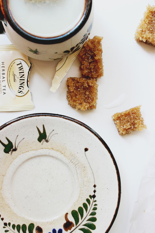 Sugar Cubes with Raw Sugar + Raw Honey — The Free Spirited