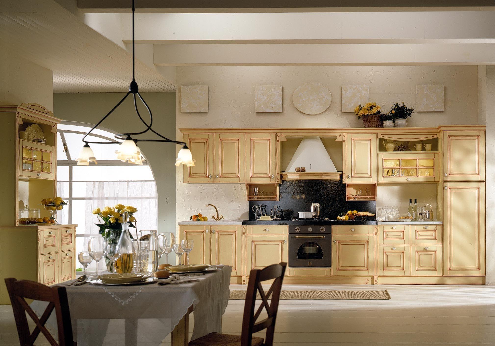 Cucine classiche provenzale gemal cucine pinterest for Cucine pinterest