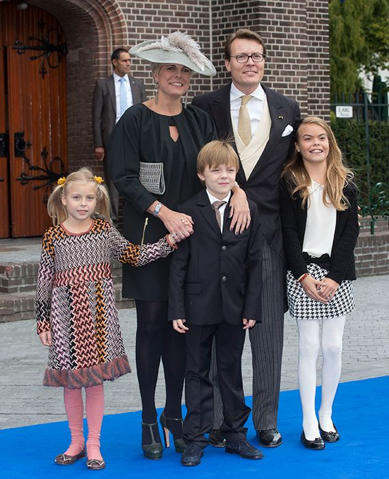 Queen Maxima and King Willem-Alexander attend family wedding in The Netherlands - Photo 11
