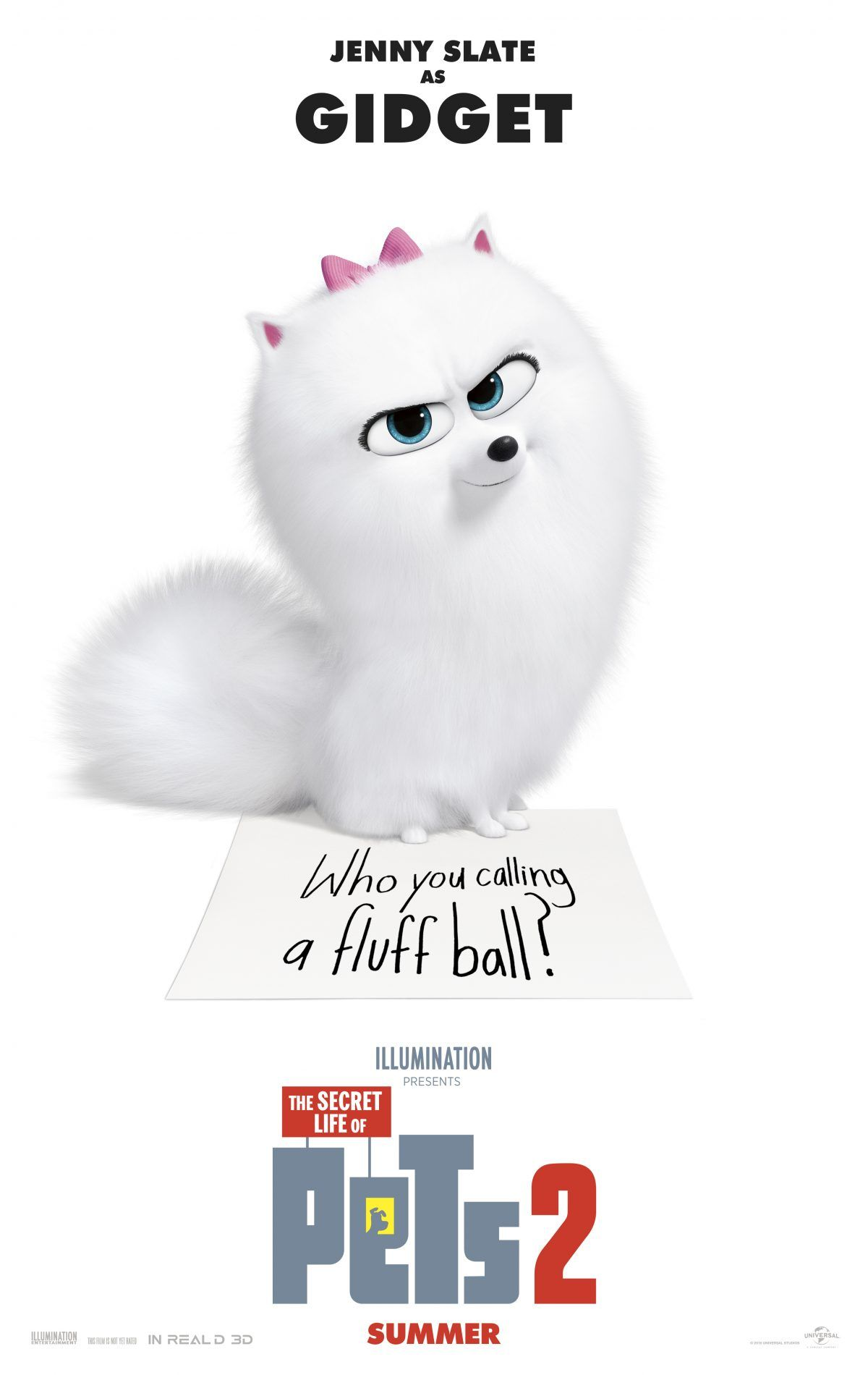 The Secret Life Of Pets 2 Watch The Gidget Trailer Secret Life